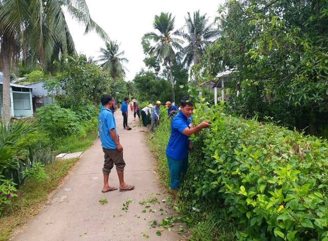 Trần Đề - vùng đồng bào dân tộc Khmer đang khởi sắc